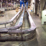 Powered Conveyor Sortation System