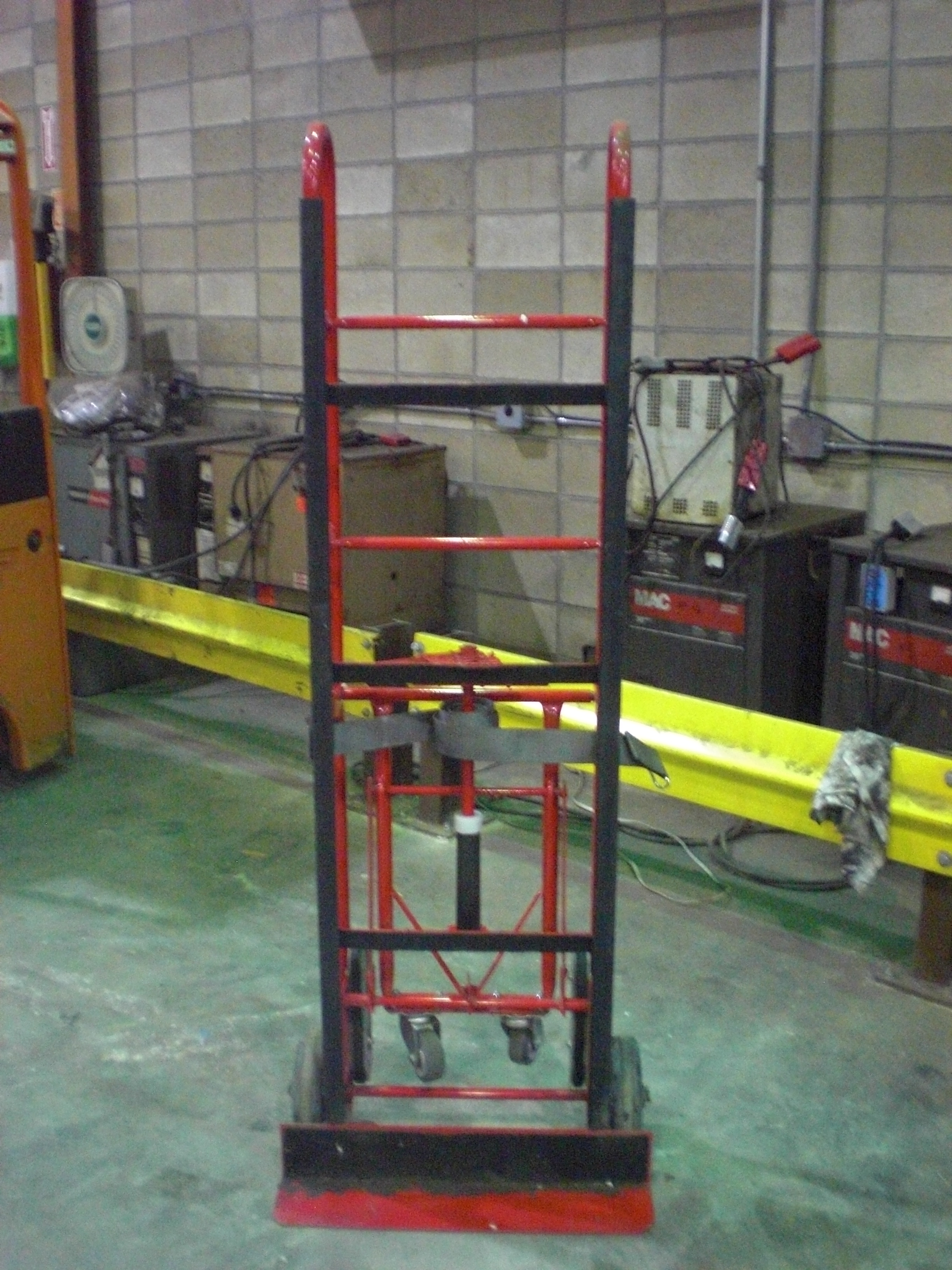 Professional 1200lb Capacity Dollies