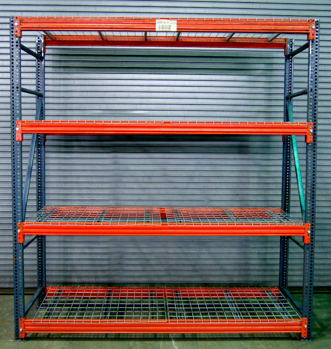 Used HiLine Bulk Storage Shelving