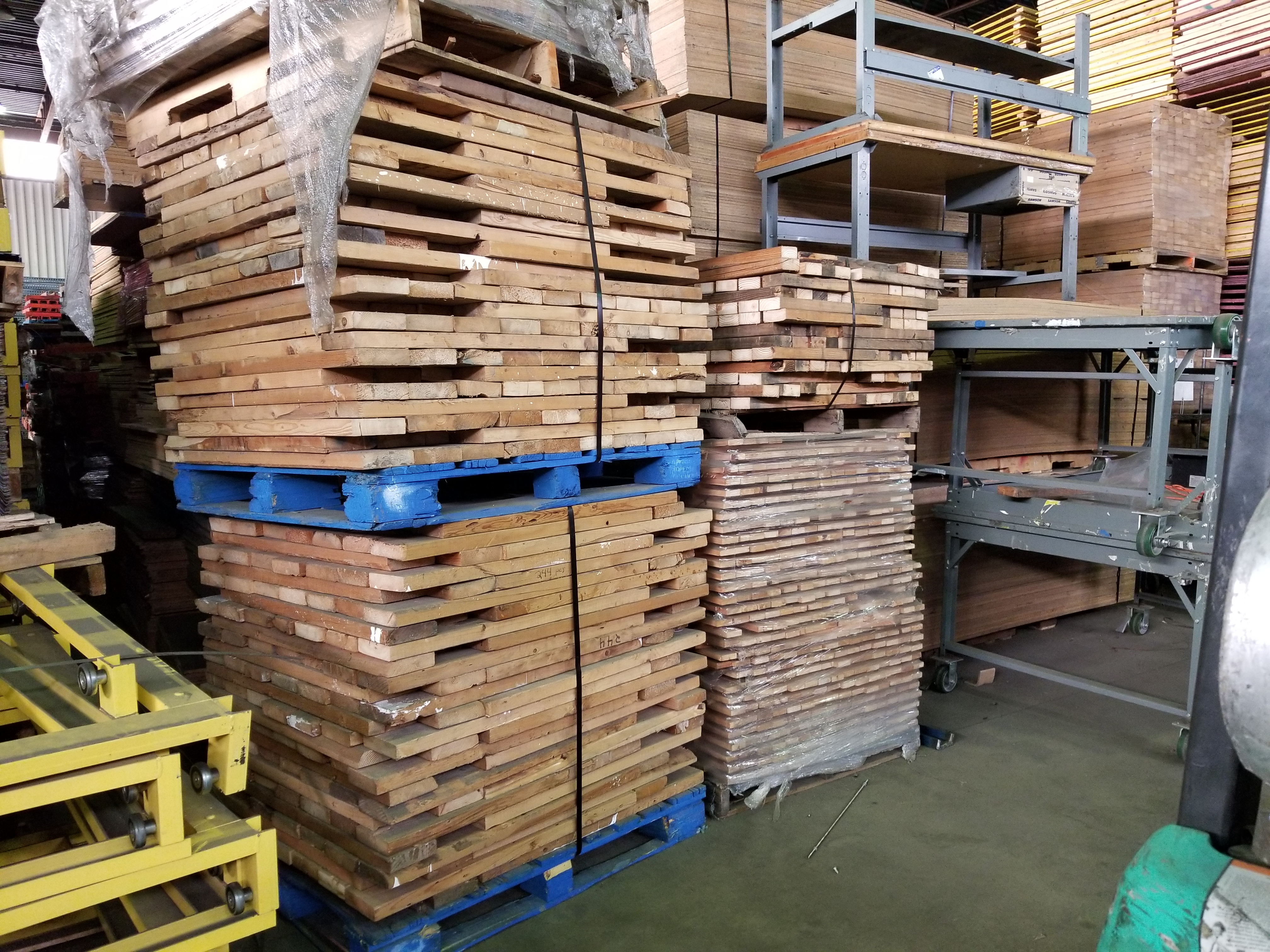 Planks & Supports